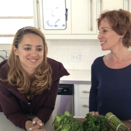 Jenna Zoe and Dara Dubinet – Raw Food and Human Design