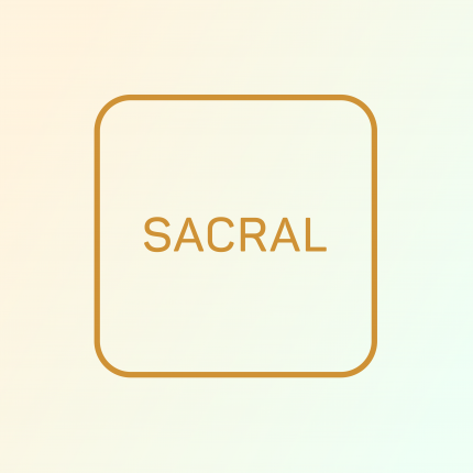Sacral Authority for Generators and Manifesting Generators with an undefined spleen